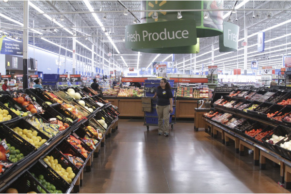 Walmart Expands Grocery Delivering Business with Postmates Partnership