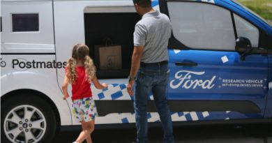 Ford tests autonomous on-demand delivery with Postmates