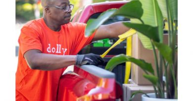 Delivery and moving gig economy app Dolly hits $1 million in revenue