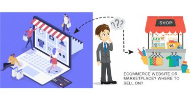 eCommerce Website or Multivendor Marketplace