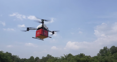 JD.com's drones take flight to Japan in partnership with Rakuten