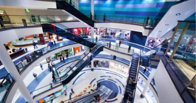 Online Merchandising modern-shopping-mall - Retail Landscape brick-and-mortar retail