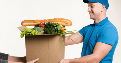 food delivery for multivendor business e-commerce Uber grocery delivery