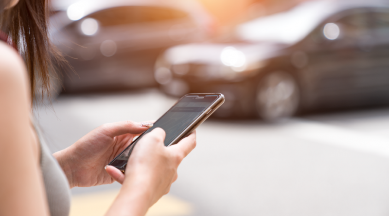 ride-sharing for multivendor business